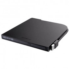 DVSM-PT58U2VB Внешний оптический привод Buffalo MediaStation 8x USB 2.0 Portable DVD Writer