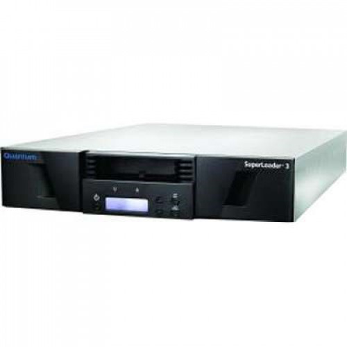 E7-L2YAE-HF Ленточный автозагрузчик Quantum Superloader One LTO-7HH Tape Drive 8 Slots 6GB SAS HBA Bundle