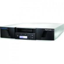 E7-L2YAE-YF Ленточный автозагрузчик Quantum SuperLoader 3, one LTO-7HH tape Drive, Model C, 16 slots, 6Gb/s SAS, Rackmount