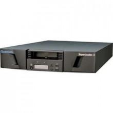 EC-L28AC-YF Ленточный автозагрузчик Quantum Superloader 3 HH LTO3 16 Slots 2GBIT Native Fibre Rackmount