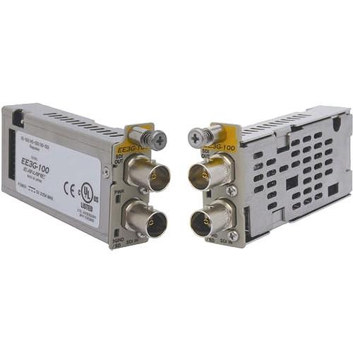 EE3G-100 Видео удлинитель/репитер CANARE 3G/HD/SD-SDI DVB-ASI Signal Repeater (1-Slot)