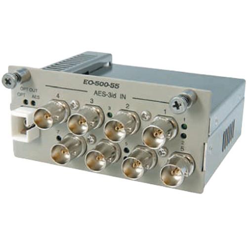EO-500-55 Конвертер / преобразователь CANARE AES-3id Electrical to Optical Converter
