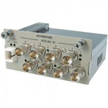 EO-500-59 Конвертер / преобразователь CANARE AES-3id Electrical to Optical Converter