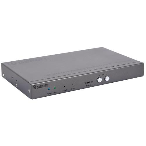 EXT-ADA-LAN-RX приемник видеосигнала GEFEN Digital/Analog Audio Over IP Receiver