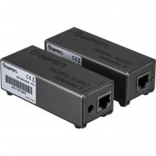 EXT-DIGAUD-141 Комплект устройств для передачи цифровых аудиосигналов по витой паре Gefen EXT-DIGAUD-141