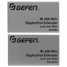 EXT-DP-4K600-1SC Комплект приборов для передачи сигнала DisplayPort 1.2 по оптоволокну Gefen EXT-DP-4K600-1SC