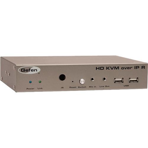 EXT-HDKVM-LAN-RX приемник видеосигнала GEFEN HD KVM Over IP Receiver (HDMI)
