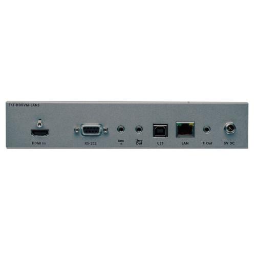 EXT-HDKVM-LANTX Передатчик сигналов HDMI, USB, сигналов управления ИК, RS-232 Gefen EXT-HDKVM-LANTX