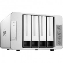 F4-210 Сетевой накопитель NAS TerraMaster 4-Bay NAS Quad Core 4K Transcoding Media Server Personal Cloud Storage