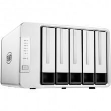 F5-421 Сетевой накопитель NAS TerraMaster NAS 5-Bay Cloud Storage Intel Quad Core 2.0GHz Plex Media Server Network Storage (without HDD)