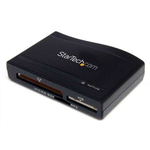 FCREADHCU3 Кард-ридер StarTech USB 3.0 Multi Media Flash Memory Card Reader