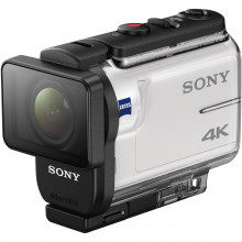 FDRX3000/W Экшн-камера SONY FDR-X3000 Action Camera