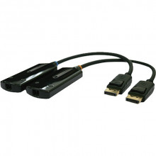 FO-DP-300-EMI Видео удлинитель/репитер AVENVIEW DisplayPort Extender over Single SC Fiber Optic Cable