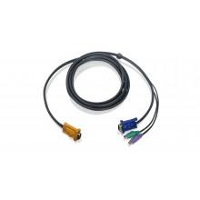 G2L5202P KVM кабель Iogear PS/2 KVM Cable 6 Ft