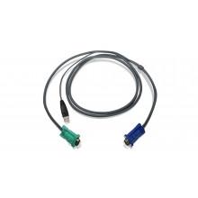 G2L5202UTAA KVM кабель Iogear USB KVM Cable 6 Ft