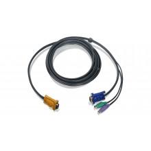 G2L5203P KVM кабель Iogear PS/2 KVM Cable 10 Ft