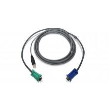 G2L5203U KVM кабель Iogear USB KVM Cable 10 Ft