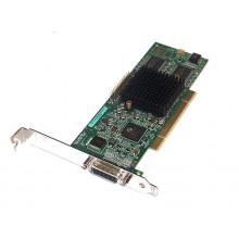 G55MDDAP32DSF Видеокарта Matrox Millennium G550 low profile, 32MB DDR, LFH60, TV-out