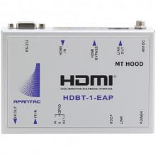 HDBT-1-EAP Видео удлинитель/репитер APANTAC Single-Port HDBaseT HDMI Extender with IR, RS232, GPI and Assignable POE