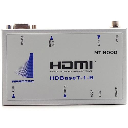 HDBT-1-R приемник видеосигнала APANTAC Single-Port HDBaseT HDMI Receiver