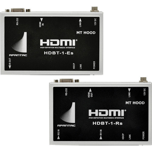 HDBT-SET-3 приемник видеосигнала APANTAC HDBaseT HDMI Extender and Receiver Set