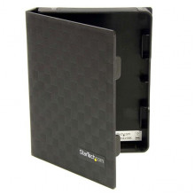 HDDCASE25BK чехол для HDD Startech 2.5in Anti-Static Hard Drive Protector Case - Black (3pk)