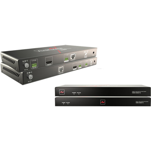 HDM-C6MVIP-SET Видео удлинитель/репитер AVENVIEW IP Matrix and MultiViewer Set