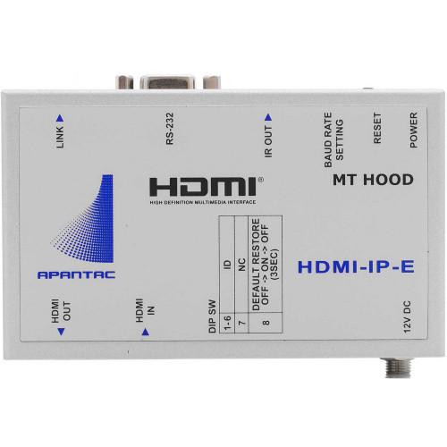 HDMI-IP-E передатчик видеосигнала APANTAC Single-Port HDMI/RS232/IR over Ethernet Transmitter (Up to 328')