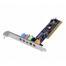 IC-510012-S2 Звуковая карта SIIG SoundWave 5.1 PCI