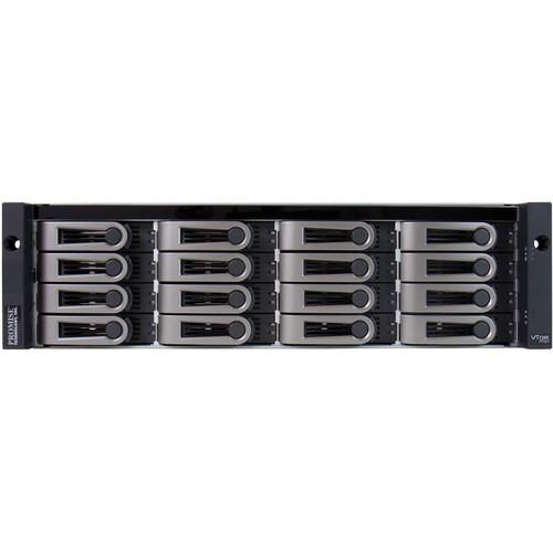 J630SSNX Дисковое хранилище Promise Technology VTrak x30 Series 6G SAS 3U 16 Bay Single Controller Expansion Chassis