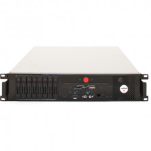LTNG-XD-8-MM2U Дисковое хранилище JMR Electronics Mac Mini Lightning Thunderbolt/RAID Rackmount Work Station