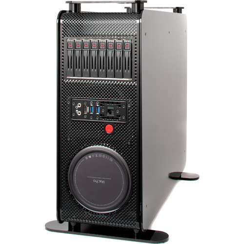 LTNG-XQ-8-DTMP-B Дисковое хранилище JMR Electronics Mac Pro PCIe to Thunderbolt 2 Eight-Bay RAID Enclosure