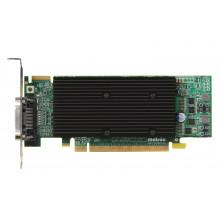 M9120-E512LPUF Видеокарта Matrox M9120 Plus LP, 512MB DDR2, LFH60, low profile