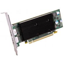 M9128-E1024LAF Видеокарта Matrox M9128 LP, 1GB DDR2, 2x DisplayPort, low profile