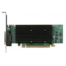 M9140-E512LAF Видеокарта Matrox M9140 PCI-E 512Mb 64 bit Low Profile