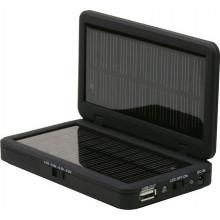 Универсальный аккумулятор с солнечными панелями Acmepower MF2080
