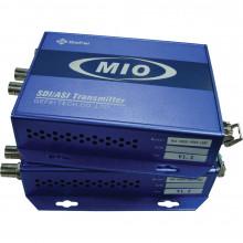 MIO HDSDI-FEXT передатчик видеосигнала GRA-VUE HDSDI-FEXT Optical Fiber Transmitter