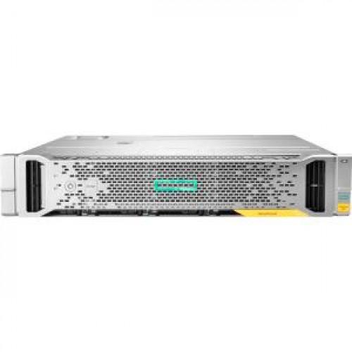 N9X17A Система хранения данных (СХД) HP SV3200 4X1GBE ISCSI LFF Storage