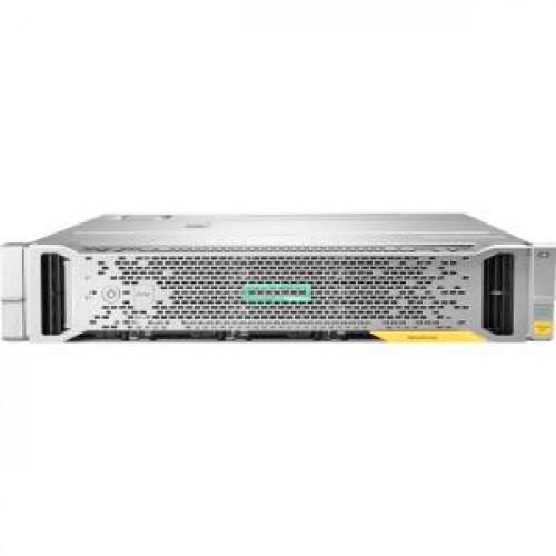 N9X18A Система хранения данных (СХД) HP SV3200 8X1GBE ISCSI SFF Storage
