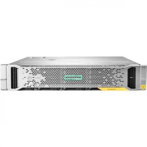 N9X19A Система хранения данных (СХД) HP SV3200 8X1GBE ISCSI LFF Storage