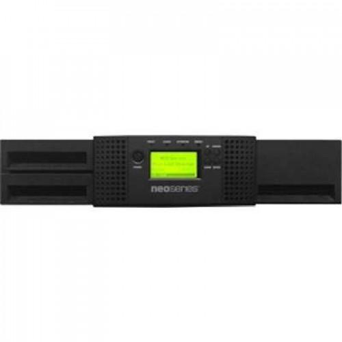 OV-NEOST246SA Ленточный автозагрузчик Overland Storage NEOs T24 2U/24-Slot/1-LTO6 SAS Tape Library