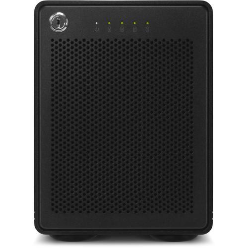 OWCTB3IVKIT0GB Дисковое хранилище OWC ThunderBay 4 Four-Bay Thunderbolt 3 RAID 0 Enclosure