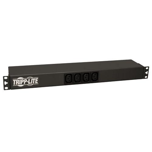 PDUH20DV Распределитель питания Tripp Lite Basic PDU 20A 2 C19 12 C13 100-240V C20 and L6-20P 3.5m Cord Rackmount