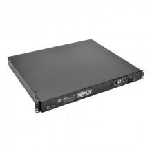 PDUMH15HVATNET Распределитель питания Tripp Lite 1U Rack-Mount TAA-Compliant 22.4kW 200240V Single-Phase ATS/Switched PDU
