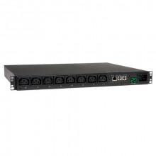 PDUMH20HVNET Распределитель питания Tripp Lite Switched PDU 20A 8 (C13) 200-240V C20/L6-20P 8.5ft Cord Rackmount TAA