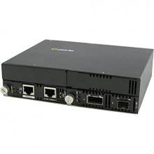 05071114 Smi-10G-XTS Медиаконвертер Perle Systems 1x SFP+ 1x XFP Managed