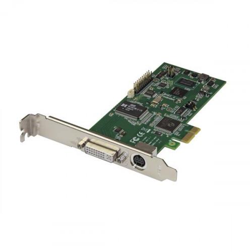 PEXHDCAP60L2 Карта видеозахвата Startech PCIe HDMI Video Capture Card - HDMI, VGA, DVI, or Component Video at 1080p60