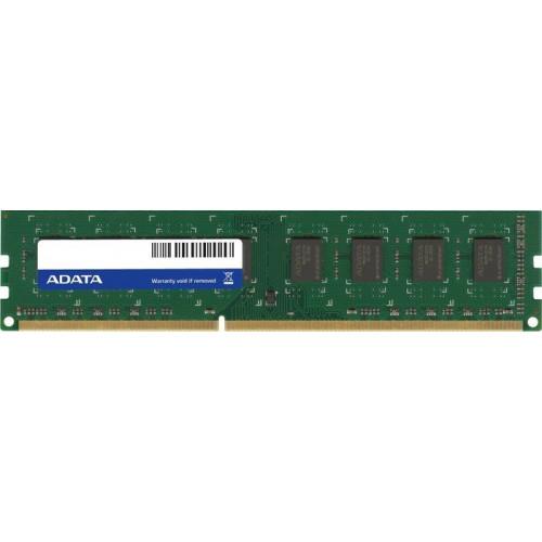 Оперативная память A-DATA Premier DIMM 4GB DDR3-1600MHz CL11 (AD3U1600W4G11-B)