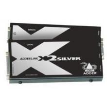 X2-Silver/P KVM расширитель AdderLink X2-Silver Series KVM Extender Pair
