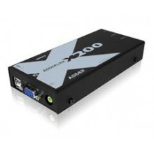 X200AS/R KVM расширитель Adder X200 USB KVM Extender Receiver